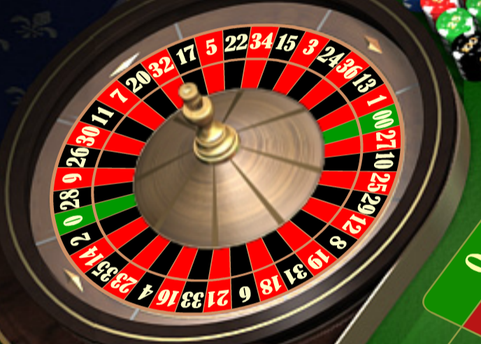roulette machine strategy