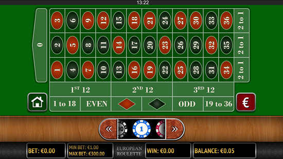 european roulette mobile iphone